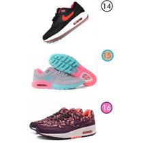 Nike Air Max .modelos Exclusivos 2016. Entrega Inmediata