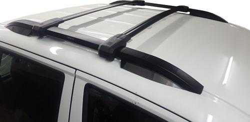 Rack Barras Portaequipaje Aluminio Negras Bepo P  Vw Amarok. Precio    7700  Ver en MercadoLibre 597bfdee4701