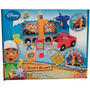Juego Garage De Manny A La Obra - Lic. Disney Fisher Price