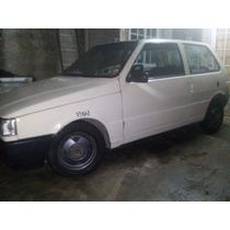 Fiat Uno Modelo 97, 3 Puertas, Gnc Y Nafta