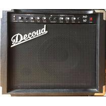 Amplificador Multiproposito Decoud Mo 40 40 Watts Envios