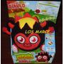 Moshi Monsters Peluches Diavlo Katsuma Poppet Fury Oferta !!
