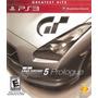 Gran Turismo 5 Prologue Playstation 3 Nuevo Sellado Ps3