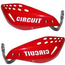 Cubre Manos Protector Motocros Enduro Xr Tornado Xtz Circuit