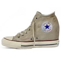Zapatillas Converse Lux Chuck Taylor !! Taco Escondido !!