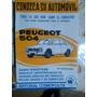 Manual Peugeot 504 Guantera