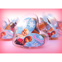 Souvenir Infantil X10.corazones Con Gomitas