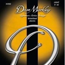 Cuerdas Guitarra Dean Markley Nickelsteel Electric 2502 Lt