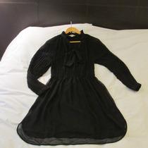 Vestido Corto Camisola Fiesta Noche Gaza Importado Usa!!
