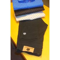Jeans Elastizado Hombre +camisa Elast.promo Dia De Padre!!