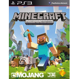 Minecraft || Ps3 Digit || Tenelo Ya!!