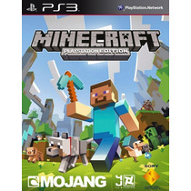 Minecraft || Ps3 Digit || Tenelo Ya!!