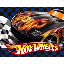 Kit Imprimible Hot Wheels Cotillon Imprimible Promo 2x1
