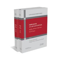 Impuesto A Las Ganacias (ebook+papel)