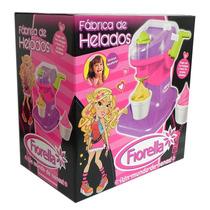 Fábrica De Helados Fiorella, Frutillita Y San Remo