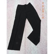# Pantalon Negro De Vestir De Dama T 40