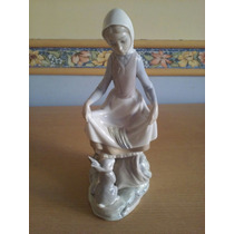 Figura Porcelana Sellada Lladro