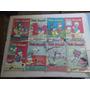 Lote X 8 Antigua Revista Pato Donald Del N°290 Al 297