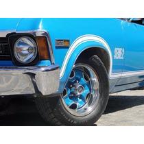 Aros De Llanta 442 /14  Inoxidables Chevrolet