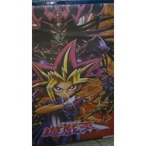 Poster De Tela Yu-gi-oh! 1,00 Mts X 0;75 Mts Zona Devoto
