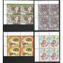 Argentina 2008 Cuentos Y Canciones Cuadros Mint Gj 3665/8