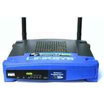 Router Wifi Linksys Wrt54g V8 Con Dd-wrt