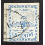Argentina, Sello Conf Gj 3 15c. Usado Santa Fé L7181