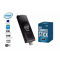 Pc Intel Compute Stick Z3735f Win8.1 2gb U-slim