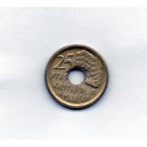España 25 Pesetas 1996