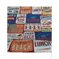 Almohadones Diseño Vintage Retro Cuadrados Y Rectangulares