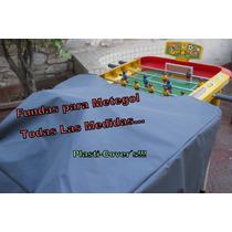 Fundas Para Metegol- Mesas De Ping-pong Lona Impermeable)