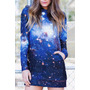 Black Milk Original, Galaxy Blue Sweater Xs