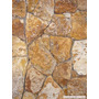 Piedra Revestimiento Pared Int/ex Cascaron Popelin Irregular