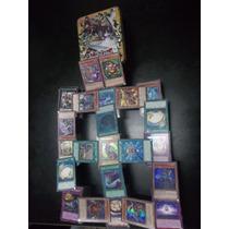 Lote De 50 Cartas De Yugioh Originales