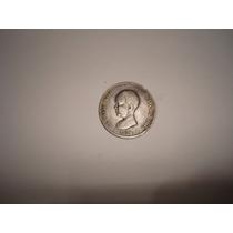 Moneda De 5 Pesetas De Plata. Alfonso Xiii - 1888