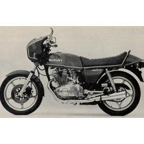 Suzuki Gs 450 - Kit De Carburador - Consultar Año