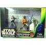 Star Wars Multi Pack Cantina Showdown 3 Muñecos De Kenner