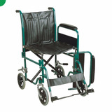 Silla De Ruedas Para Transporte Silfab S3014/46 100kg En Owo