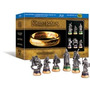 The Lord Of The Rings Trilogia 15 Blu Ray + 6 Figuras Colecc