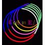 Cotillon Collares Luminosos Tricolor Neon Fluo Tubo X 50 U