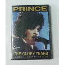 Dvd De Prince The Glory Years Documental +cd De Regalo