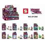 Monster High Sy268 - Mini Figuras X 8 - Se Vende Por Juego