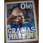 Poster Martin Palermo Despedidad De Boca (036) Ole