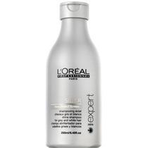 Shampoo Silver X 250 Cc Especial Cabellos Con Canas