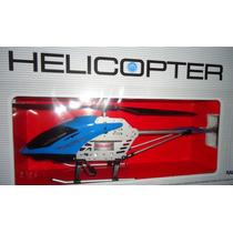 Helicoptero Radiocontrol Remoto Grande Con Luces En Quilmes