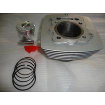 Cilindro Guerrero Gmx 150 Con Piston Completo - 2r