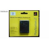 Memory Card Ps2 64 Mb Sony Original
