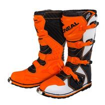 Botas Oneal Rider Atv Enduro Cross Naranja Urquiza Motos