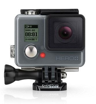 Camara Gopro Hero + Lcd 1080p 60fps Wi-fi 40m Go Pro