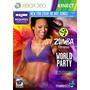 Zumba Fitness World Party Nuevo Xbox 360 Kinect Dakmor